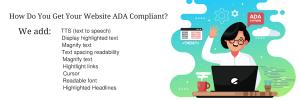 ADA Compliance For Websites